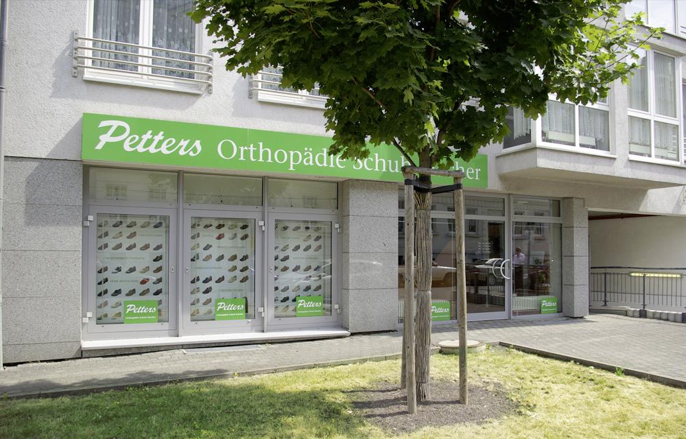 Orthopädische Schuhe und mehr finden Sie vor Ort in unserer Filiale in Leipzig